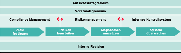 Risikomanagementsystem (Grafik)